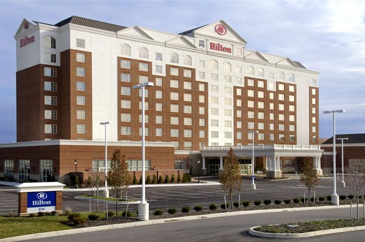 Hilton Columbus Polaris Exterior